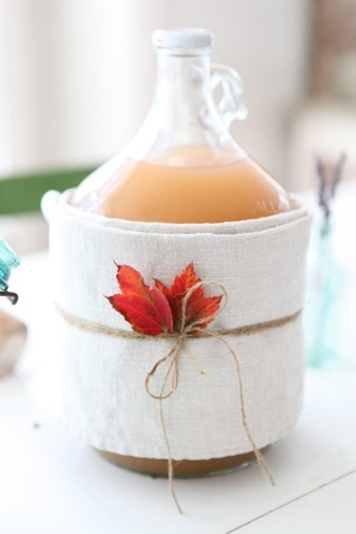 bottle wrap for fall