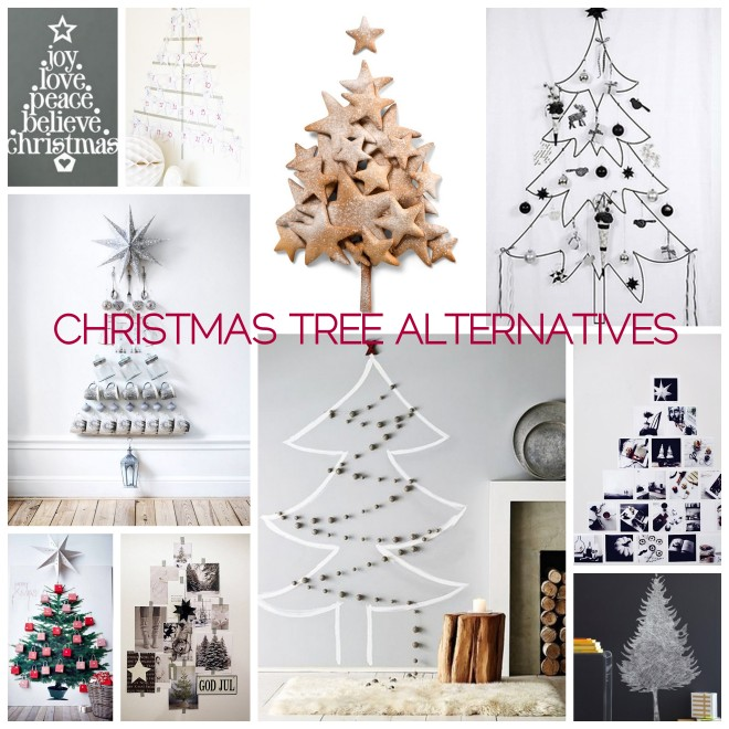 Christmas tree alternatives - by Myra Madeleine