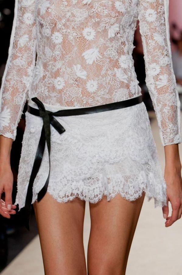 white lace trend ss14 - by Myra Madeleine