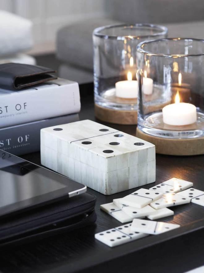 coffee table styling ideas - by Myra Madeleine