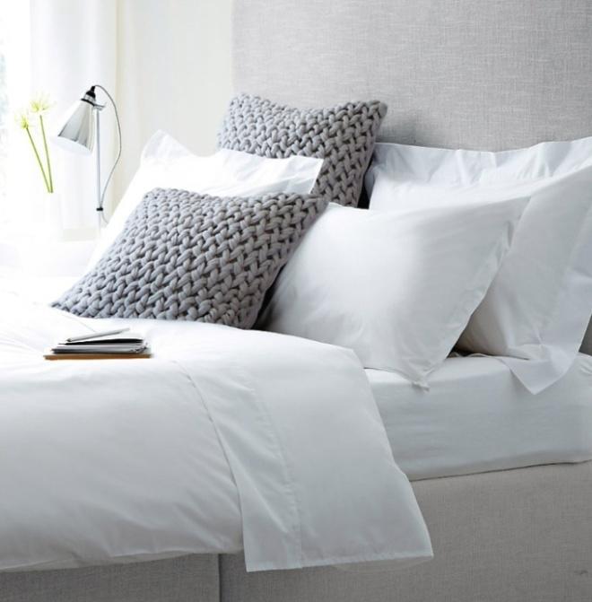 Ways to dress your bed - by Myra Madeleine