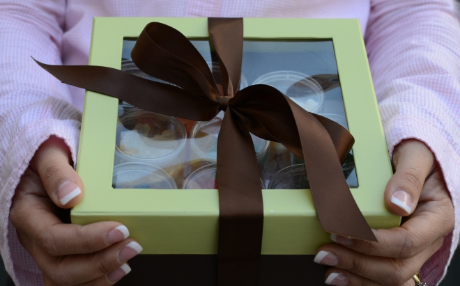 a sweet delivery #giveaway #candy - by Myra Madeleine
