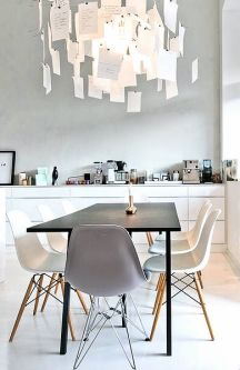 the beautiful home of the Finnish couple Anna and Thomas from Less Is More