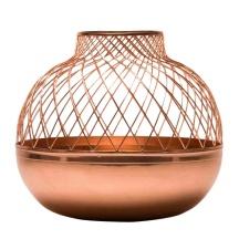 Gaia & Gino grid vase