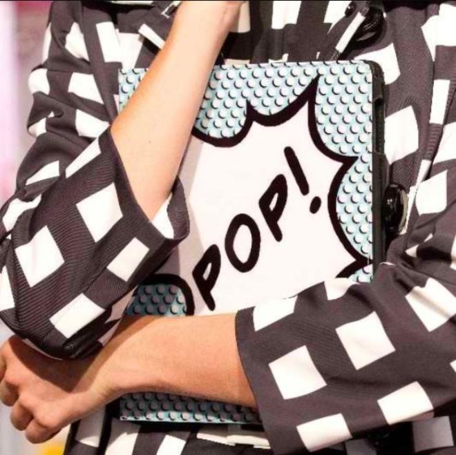 Pop art fashion| Myra Madeleine