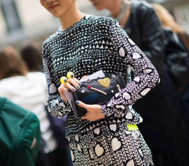 Pop art in fashion| Myra Madeleine