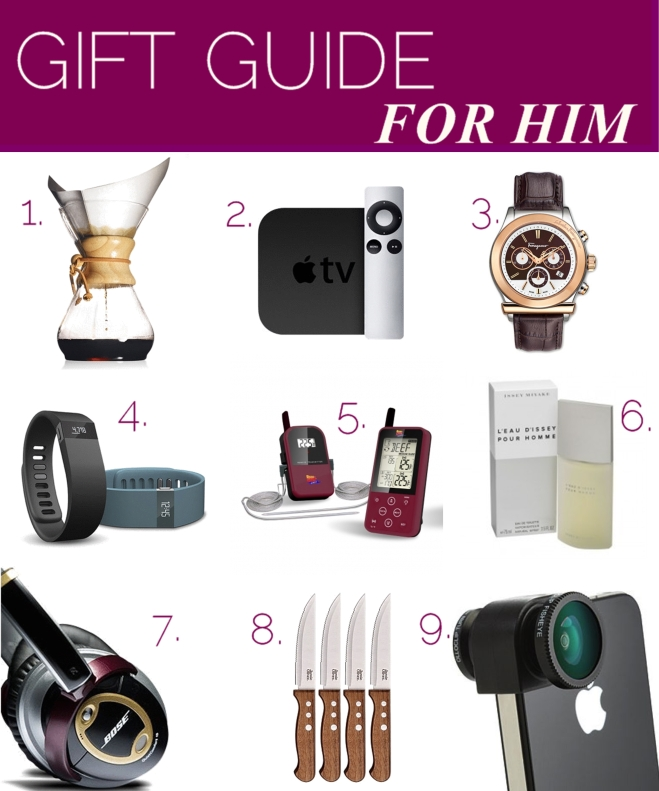 gift guide for dads | Myra Madeleine