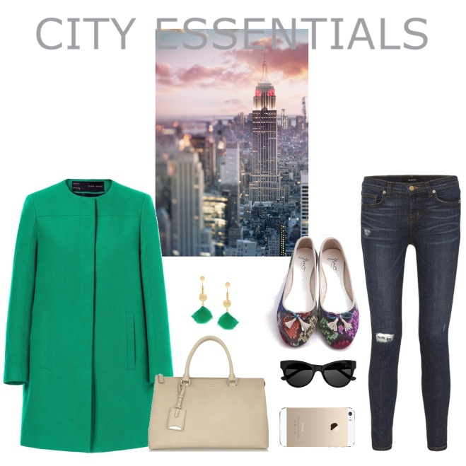city essentials | Myra Madeleine