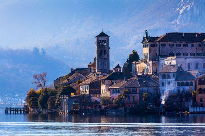 Lago d'Orta in Italy | Myra Madeleine