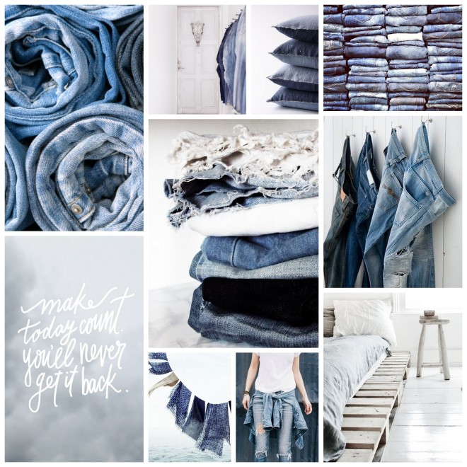 denim days | Myra Madeleine