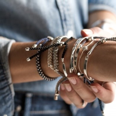 stackable friendship bracelets | Myra Madeleine