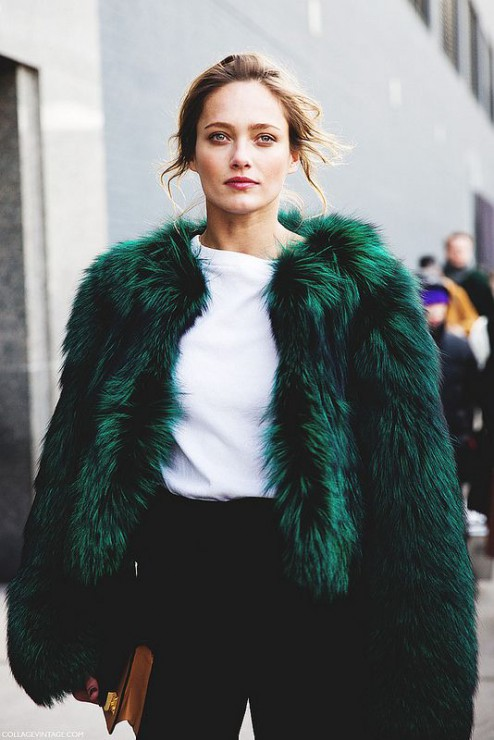 look fab in ric fur | Myra Madeleine