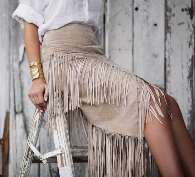 ways to wear fringe this summer | Myra Madeleine