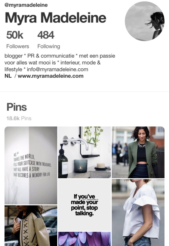 pinterest screenshot 50K