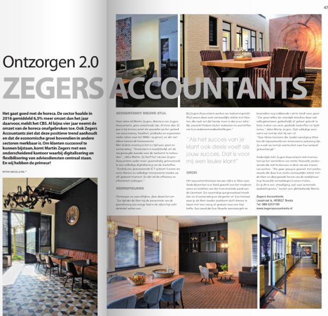 artikel Hap & Tap Zegers