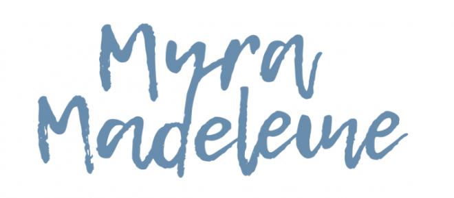 logo myra madeleine