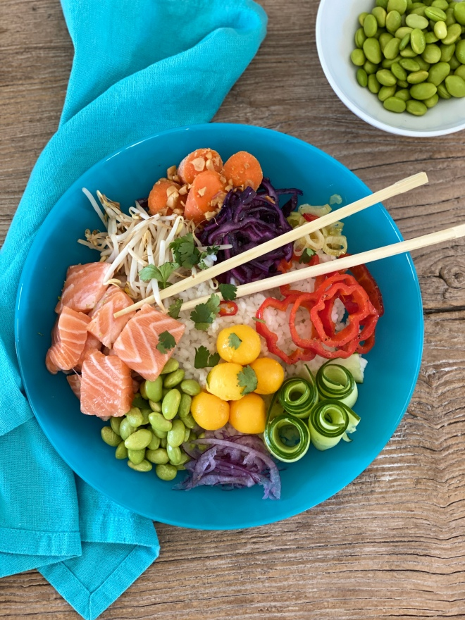 pokebowl recept eric swaghoven