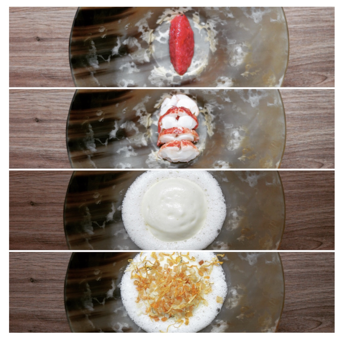 kreeft met luchtige aardappel Jos Grootscholten